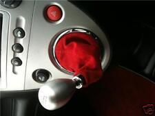 Se adapta a Honda Civic Type R Rojo Gaitor Cambio Bota Alcantara 01 +