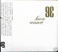 sowan song - 36 - Japan Mini Lp CD - NEW J-POP 11Track