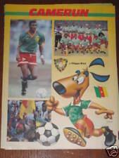 GUIDA AL CAMPIONATO DEL MONDO USA 1994 CAMERUN EIRE