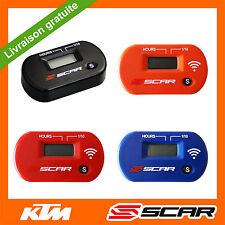COMPTEUR D'HEURE HORAIRE SANS FIL VIBRATION KTM SX SXF 65 85 125 150 250 350 450