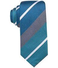 Alfani Mens Warren Stripe Necktie