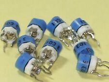 10pk- 10K  Single Tune  Pots   (L4G14BK)