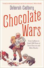 Chocolate Wars: From Cadbury to Kraft: 200 years of Sweet Success and Bitter Riv