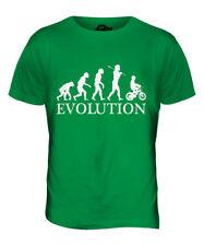 BIKE EVOLUTION MENS T-SHIRT TEE TOP GIFTSTABILISERS CHILDRENS