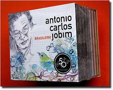 Antonio Carlos Jobim , Brasileiro  ( Box 50° Anniversary Edition , 8 CD )