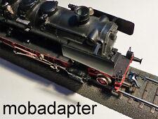 Kupplungs Adapter Märklin Dampfloks BR 41 50 86 zB #3082 #3084 #2854 #3100 #3600