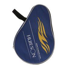 Portable Raquette De Tennis De Table Cas Ping Pong Bat Carry Sac Couverture