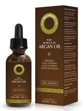 Un Marocchino Olio di Argan per capelli, viso e della pelle 100% puro, USDA certifed organico,