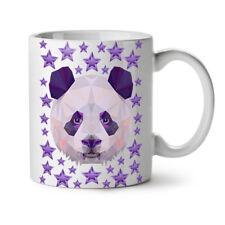 Panda Star Cute Animal NEW White Tea Coffee Mug 11 oz | Wellcoda