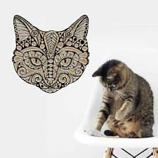 Wandtattoo Metallic Cat