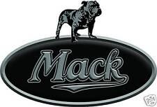 Mack Truck Decal Pair   -   Semi, Trailer, Wall  High Quality!!!