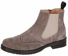 Zecchino d'Oro F08-3855 938 Chelsea Stiefeletten Boots  Budapester Gr 34,37 Neu