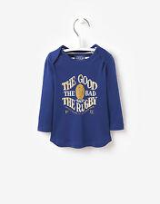 %% JOULES Tom Joule Shirt Baby Rugby Finlay blau Gr.80 - 98 NEU %% UVP 22,95