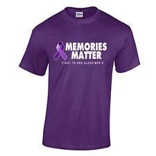 Alzheimer's Shirt Fight To End Alzheimer's T-Shirt Awareness End ALS T Shirt