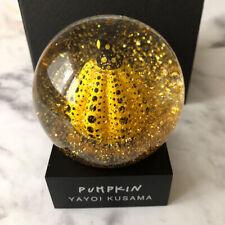MoMA Design Store Yayoi Kusama Snow Globe Pumpkin Japan Exclusive New