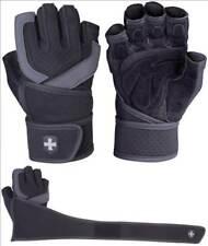 Harbinger Uni Fitnesshandschuhe Training Grip Wrist Wrap, Bandagenhandschuhe