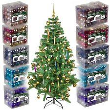 120 - 130  Weihnachtskugeln Set Chritsbaumkugel Baumschmuck