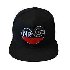 NRG Snapback Taekwondo Black MMA Baseball Cap