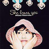 MISATO WATANABE - SHE LOVES YOU NEW CD