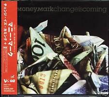 Money Mark - Change Is Coming - Japan CD+2BONUS - NEW