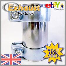 Exhaust Connector, Joiner, Sleeve, 43/45 x 125 mm