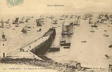 CPA CANCALE LE DEPART DE LA CARAVANE