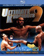 UFC: Ultimate Knockouts 9 (Blu-ray, 2011) NEW!