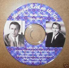 HOWARD KEEL on the air - Vintage Radio Show OTR-CD