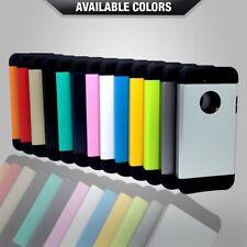NEW iPhone 5 / 5S Case - Slim Armor Series Lightweight Durable (Multi Colors)
