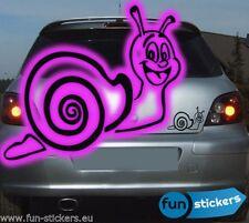 lustige Schnecke Auto Aufkleber Fun Sticker Tuning freie Farbwahl div. größen