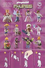 Playmobil 6841 Figuren Figures Serie 10 Girls - neuwertig