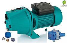 Elettropompa pompa autoadescante per autoclave Watt 1100 HP 1,5 + press control