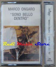 MC MARCO ONGARO Sono bello dentro SIGILLATA ROSSODISERA Italy no cd lp dvd