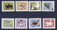 r  ROUMANIE  animaux et oiseaux  2423/30    **