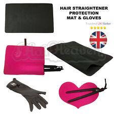 A prueba de calor para el Pelo Alisar alfombra de seguridad para GHD y otros Alisador de pelo