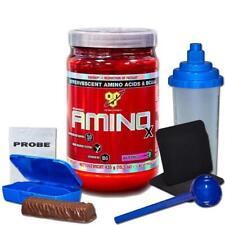 (48,05 EUR/kg) BSN Amino X Aminosäuren BCAA's Pulver Dose 435g Aminos + Bonus