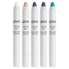 NYX Cosmetics 1x Jumbo Eye Pencil Makeup Make up Maquillage Eyeliner (32 shades)