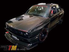 EVO R WIDE BODY FENDERS BMW E30 '84-'92 FIBERGLASS KIT