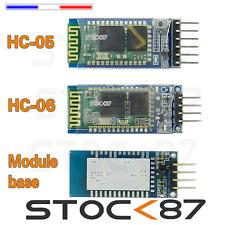 HC-06 HC-05 module bluetooth émetteur-récepteur ou module base HC06 HC07  HC05