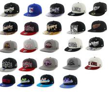 47 marca Snapback Cap Gorra de Béisbol Plana Pico todos los estilos de NHL