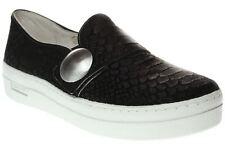 Ca Shott 17052 - Damen Schuhe Sneaker Slipper - 310-black-anaconda
