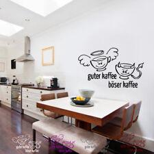 Deko-Wandtattoos & -Wandbilder mit Fenster Kaffee für die Küche ...