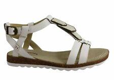 New Hush Puppies Bretta Jade Womens Comfortable Leather Flat Sandals