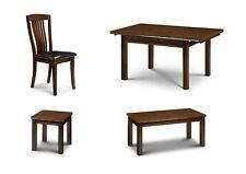 Julian Bowen Canterbury Mahogany Effect Furniture - Tables & Chairs