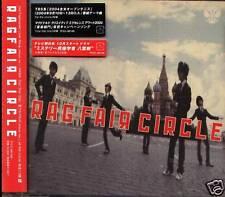 RAG FAIR - CIRCLE - Japan CD - NEW J-POP J-ROCK