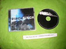 CD Metal Sinch - Sinch (11 Song) ROADRUNNER
