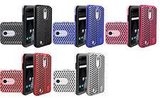 ZigZag PC TPU Case Phone Cover for LG Rebel 2 LTE L57BL L58VL