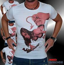 + nuevo & org. + Redbridge by Cipo & Baxx + CAMISETA + Top + camisa + Super + martillo discoteca + + + culto