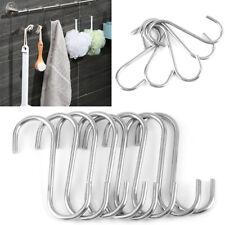 Holder Home Kitchen Organizer Hanger Clasps Hooks S Shaped Hook Storage Rack