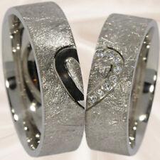 Trauringe aus Sterlingsilber Hochzeitsringe Partnerringe Eheringe mit Gravur